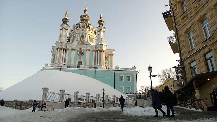 Friedenssehnsucht in Kiew
