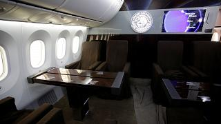Mexico's new president puts predecessor's luxury plane up for sale