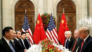 Véget érhet a kínai-amerikai kereskedelmi háború