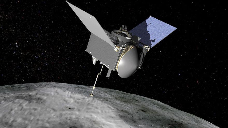 Φτάνει στον αστεροειδή Μπενού το OSIRIS-Rex