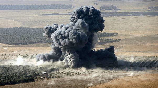 IŞİD'in kafa kesen komutanı hava saldırısında öldürüldü