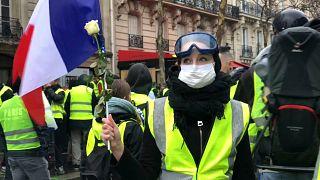 La Francia amarilla pide la dimisión de Macron