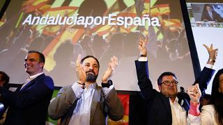 Andalusia election: far-right wins 12 seats in regional vote