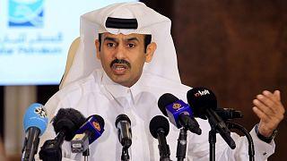 Saad al-Kaabi, chief executive of Qatar Petroleum.
