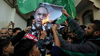 حماس ۶ فلسطینی را به جرم جاسوسی برای اسرائيل به اعدام محکوم کرد