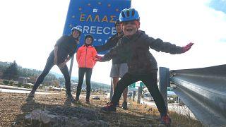 Από τη Λιλ της Γαλλίας ως τα Γιαννιτσά με ποδήλατο!