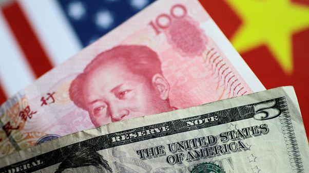 Stocks rally as China-U.S. tensions ease