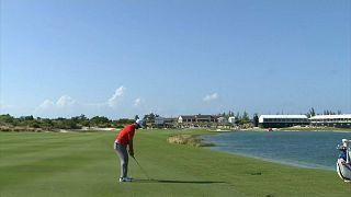 Golf: Jon Rahm conquista l'Hero World Challenge
