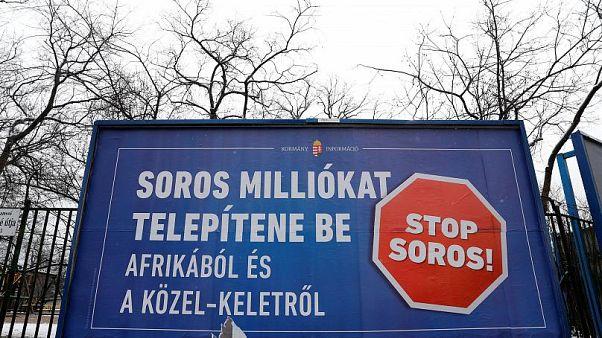 Soros'un Macaristan'da kapatılan üniversitesi Viyana'ya taşınıyor