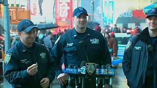 NYPD retrieves lost engagement ring for British couple