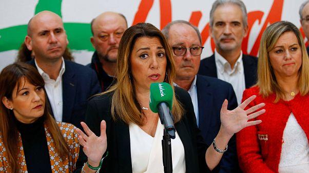 Retour historique de l'extrême droite en Andalousie