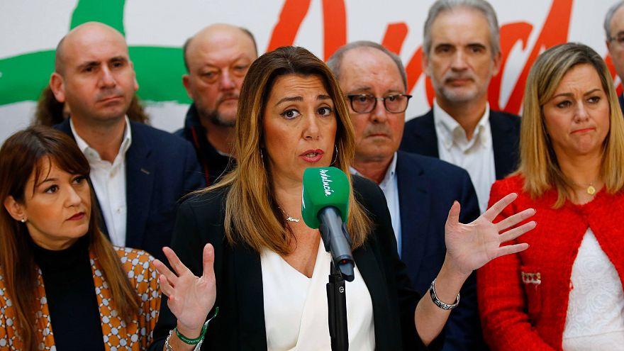Ανδαλουσία: «Χαστούκι» για την κυβέρνηση Σάντσεθ η άνοδος της ακροδεξιάς