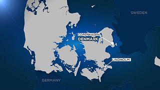 Lindholm in Denmark on Google Maps