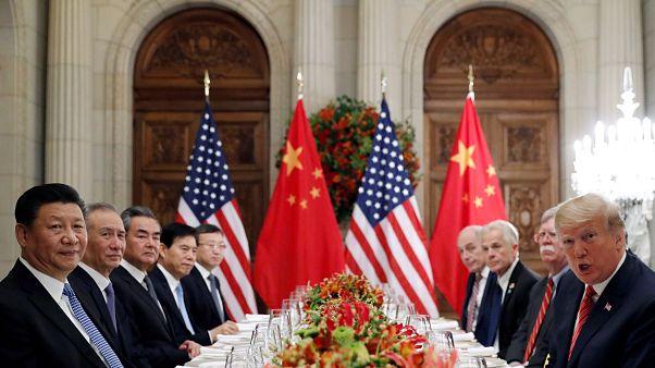 دونالد ترامپ خواستار توقف «مسابقه تسلیحاتی» با روسیه و چین شد