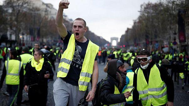 La protesta dei gilet gialli: chi sono e cosa vogliono?