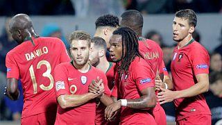 Portugal vai ter pela frente a Suíça nas meias-finais da Liga das Nações