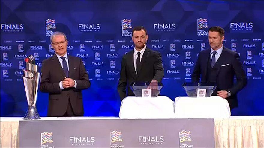 Nations League 2019: il sorteggio delle semifinali e della finalissima