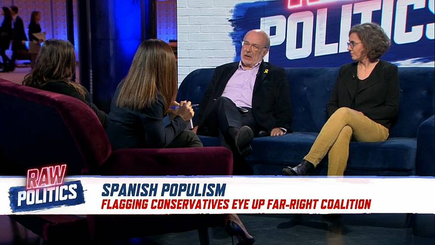 Discussion: Is Spain's far-right on the rise? | Raw Politics
