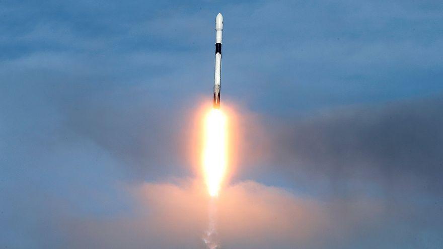 Video | SpaceX roketi Falcon 9 uzaya başarılı şekilde fırlatıldı