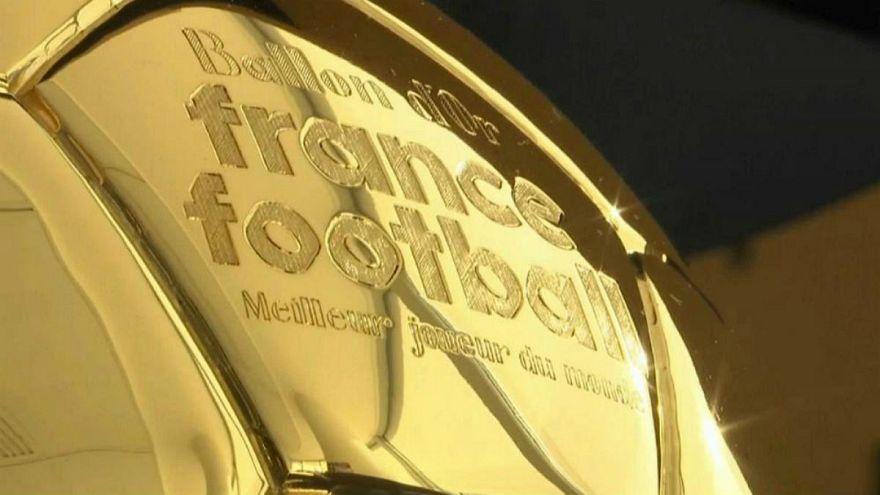 لوکا مودریچ برنده توپ طلای سال ۲۰۱۸ اروپا شد