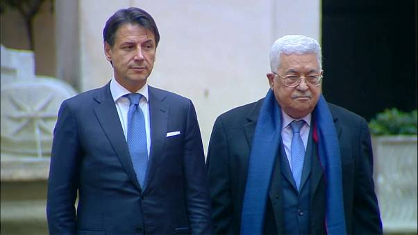 """Abbas:""""Gli Stati Uniti di Trump non possono essere gli unici mediatori in Medio Oriente"""""""