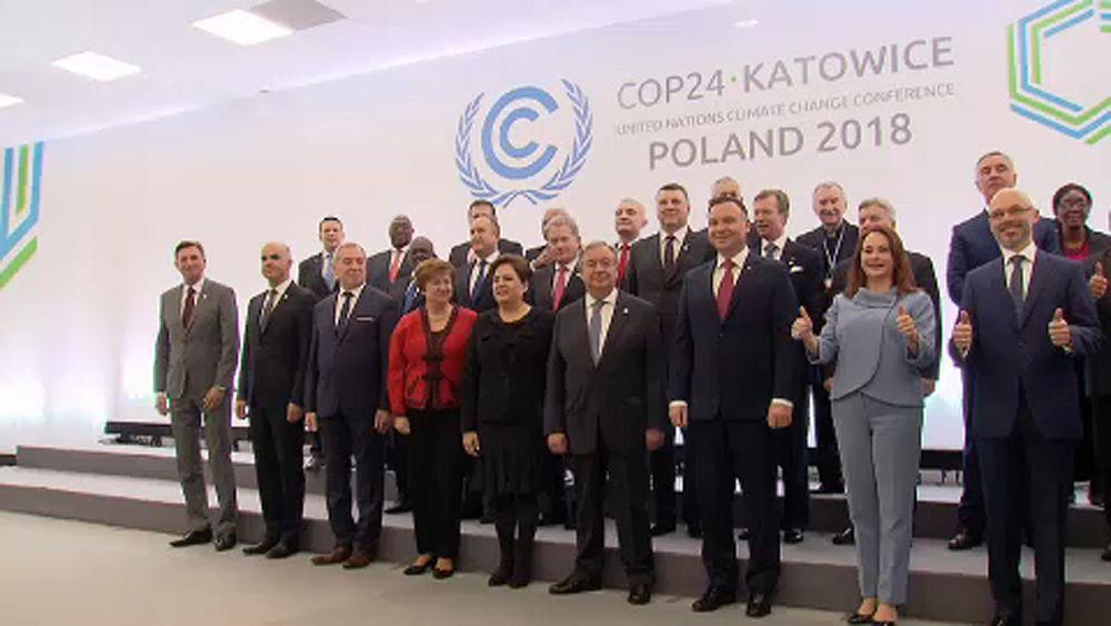 COP24: «Нас ждет крах цивилизации»