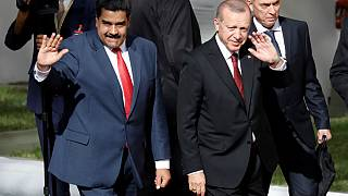 مادورو پس از توافق «طلایی» با اردوغان، به مسکو رفت