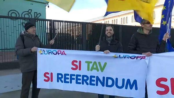 Da Torino a Roma, ecco l'Italia che vuole la TAV