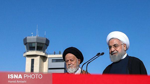 حسن روحانی رئیس جمهوری ایران
