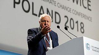 Sir Attenborough'dan iklim uyarısı: Fazla zaman kalmadı, medeniyetler çökecek