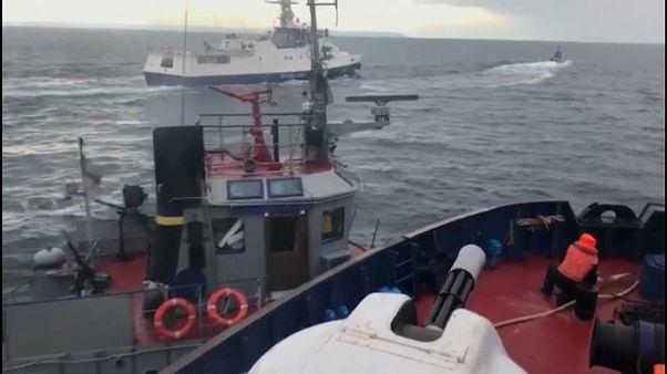 Azoz sea clash
