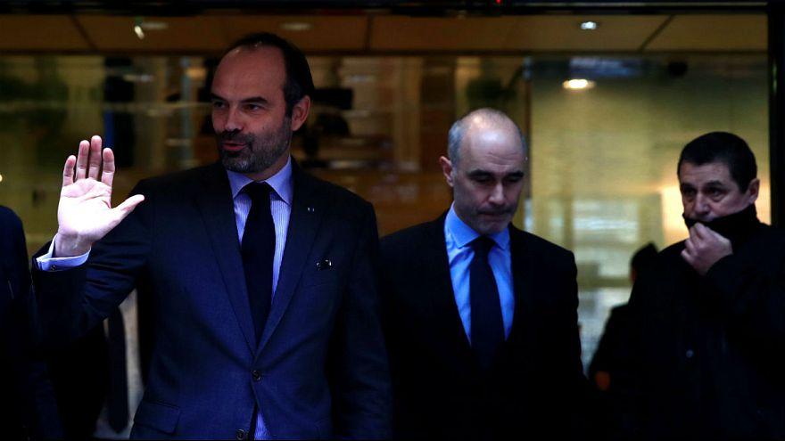 ادوراد فیلیپ، نخست وزیر فرانسه