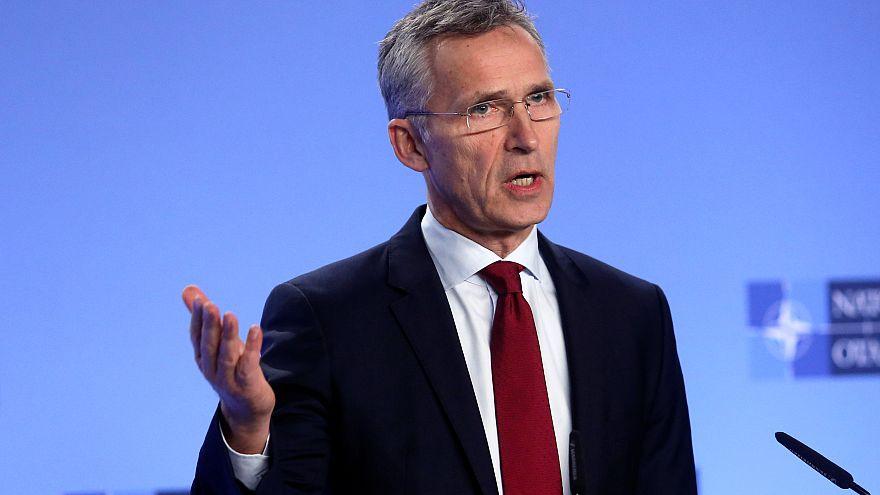 Le secrétaire général de l'Otan Jens Stoltenberg