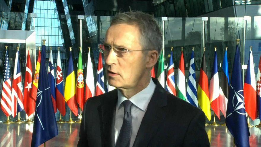 NATO: Chefes da diplomacia discutem crise no Mar de Azov