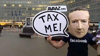 EU-Finanzminister beraten Digitalsteuer