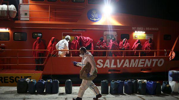 Se triplica la cifra de migrantes que entran por el Mediterráneo