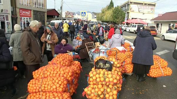 """Абхазия: """"мандариновый рай"""""""