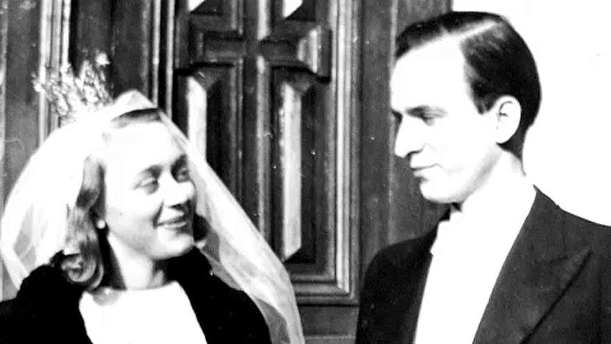 Eddig nem látott felvételek Bergmanról