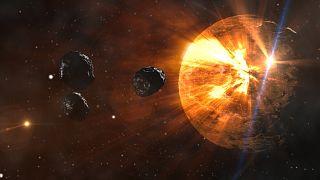 دراسة: انفجار كوني قضى على غور الأردن منذ نحو 3700 عام