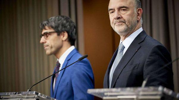 AB'de daha derin ekonomik ve parasal birlik için sınırlı anlaşma sağlandı