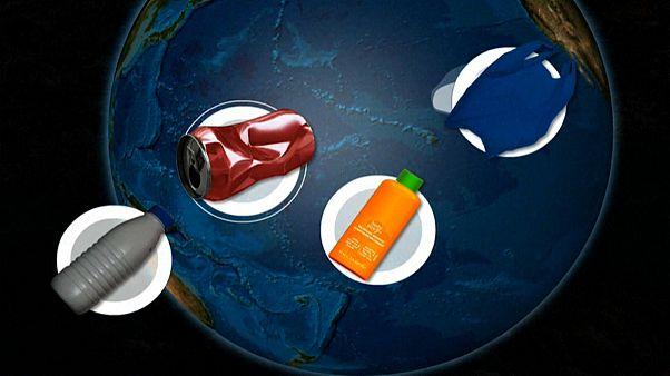 زبالههای پلاستیکی چگونه اقیانوسها را نابود میکنند؟
