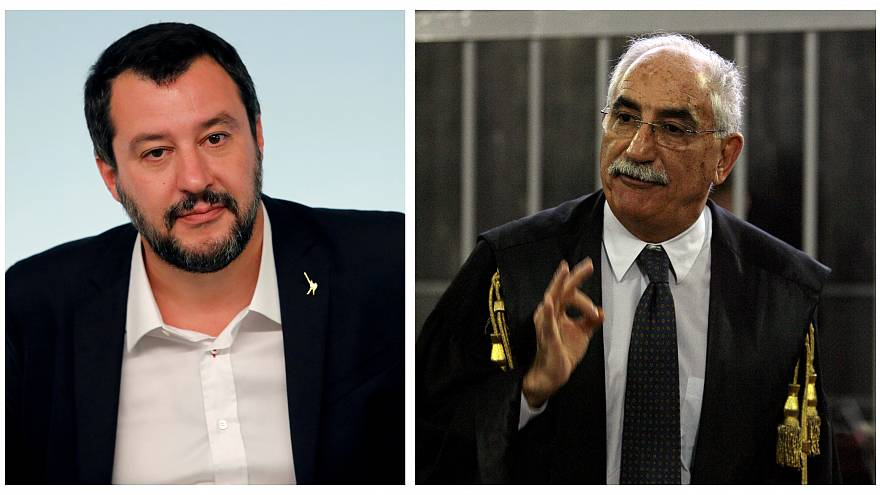 """Salvini annuncia arresti, Spataro lo bacchetta: """"Così danneggia l'operazione"""""""
