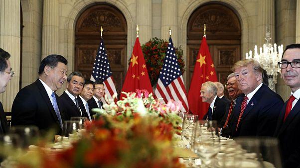 ترامپ خطاب به چین: من مرد تعرفهام