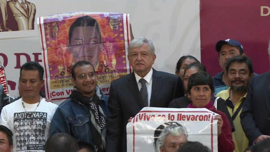 Messico: una commissione per i 43 studenti desaparecidos
