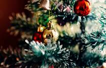 Preserving a Christmas craft