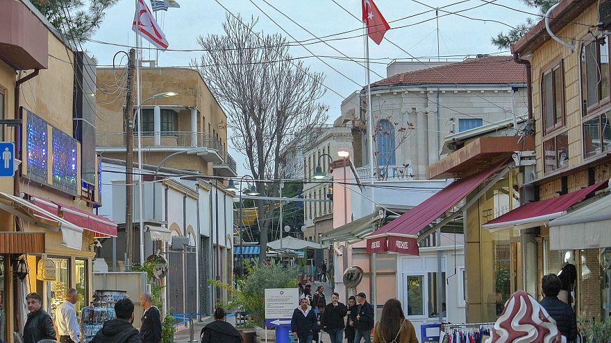 Video | Ekonomisi Türkiye'ye bağımlı KKTC'de kur krizi derinleşiyor