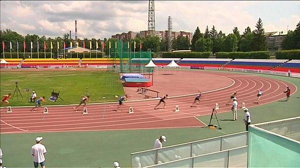 Továbbra is eltiltva az orosz atléták