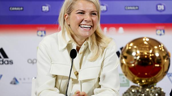 Ada Hegerberg : parlez-lui de foot plutôt que de twerk!