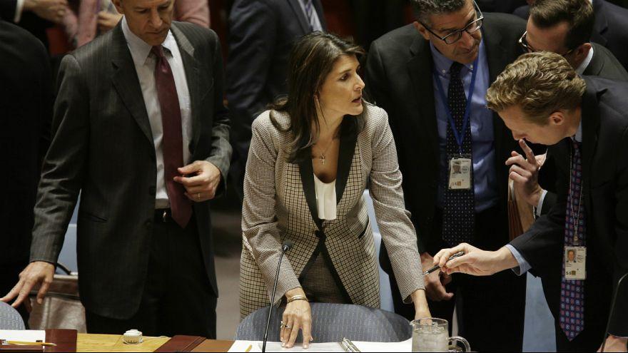 آمریکا از جامعه جهانی خواست آزمایش موشکی ایران را محکوم کند