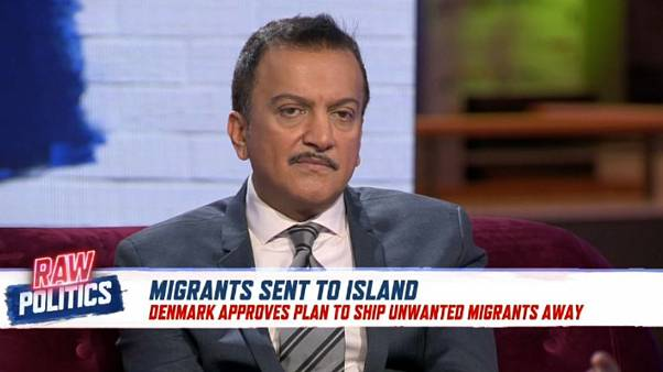 'It doesn't matter if migrants shipped to island are criminals, they still have human rights'